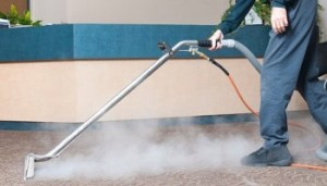 Cleaning Technique for Carpets